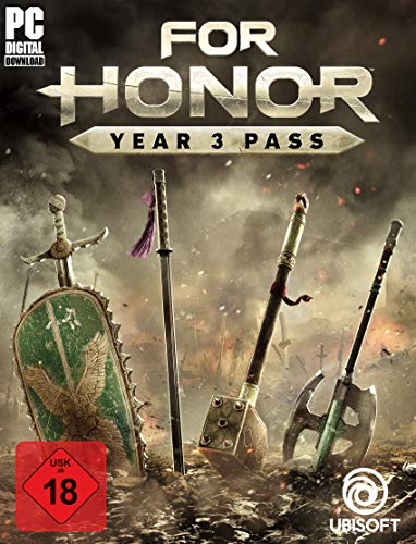 For Honor - Year 3 Pass - Year 3 Pass DLC | PC Download - Uplay Code