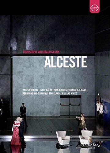 Gluck: Alceste [DVD]
