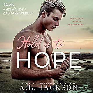 Hold On to Hope cover art