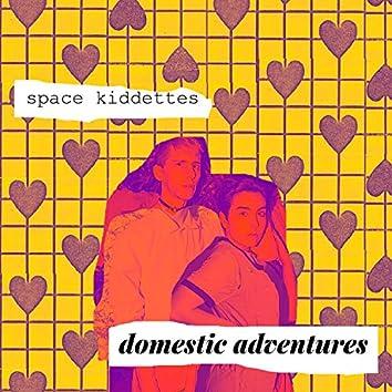 DOMESTIC ADVENTURES - EP