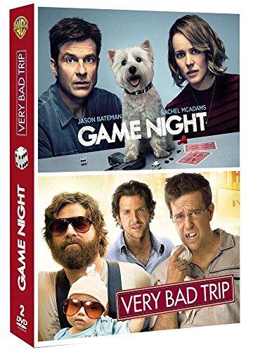 Coffret comédies GAME NIGHT / VERY BAD TRIP - Coffret DVD