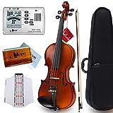 "Best Violins - Aileen ""Premium Beginner"" Series Violin Outfit 4/4 Full Review"
