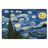 Yaxinduobao Welcome Felpudo,Vincent Van Gogh Painting Durable Home Indoor/Outdoor Floor Mat Felpudos 40cm*60cm