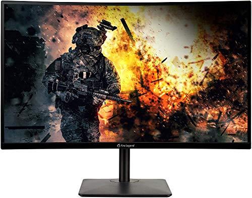 AOPEN 27HC5R - 27' Monitor Full HD 1920x1080 240Hz 16:9 1ms TVR 250Nit HDMI (Renewed)