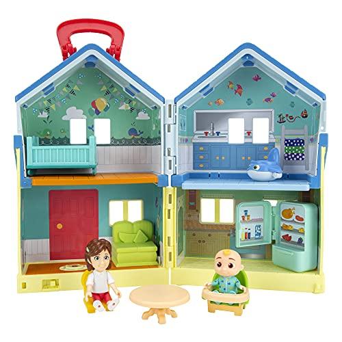 CoComelon CMW0153 Deluxe Familienhaus,...