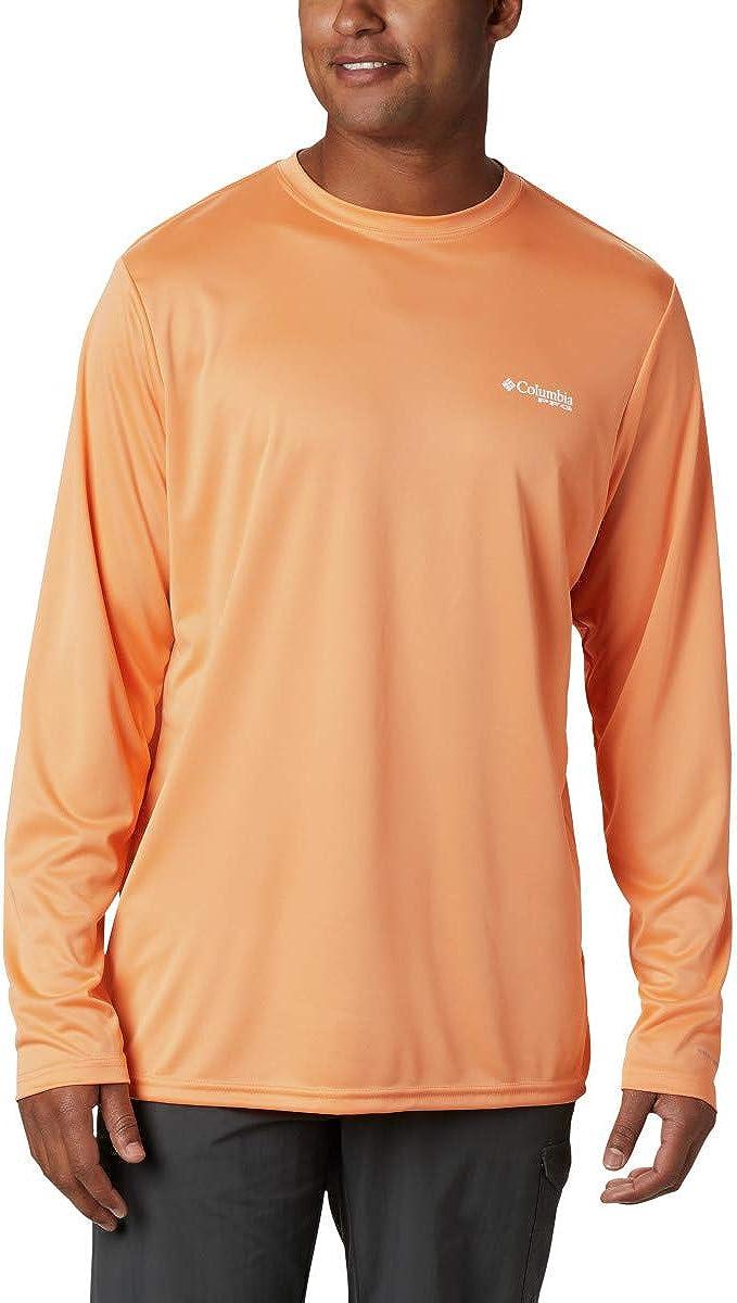 Columbia Men's Terminal Tackle Triangle Shirt LS PFG New product!! Max 75% OFF