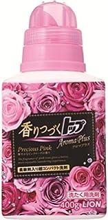 香りつづくトップ アロマプラス 洗濯洗剤 液体 プレシャスピンク 本体 400g