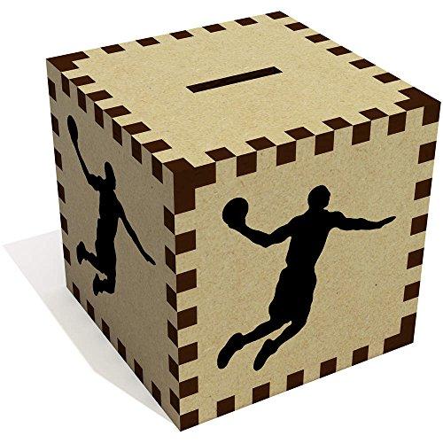 Azeeda 'Basketball-Spieler' Sparbüchse / Spardose (MB00065263)