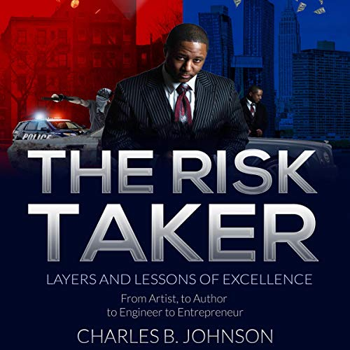 The Risk Taker audiobook cover art