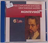 Great Baroque Masters by Monteverdi