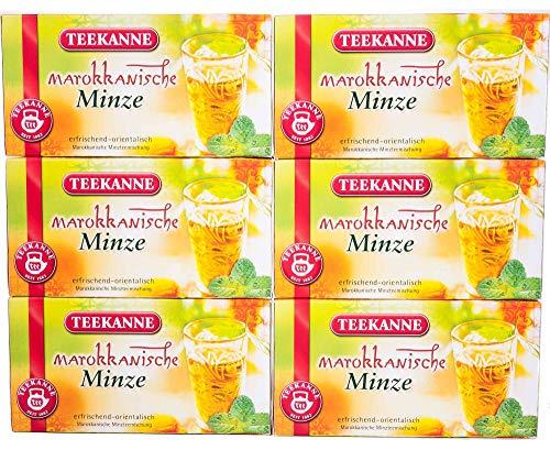 Teekanne Marokkanische Minze 12er Pack