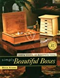 Simply Beautiful Boxes (English Edition)