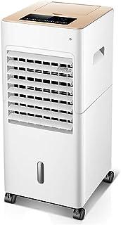 YAN Climatización Aire Acondicionado portátil, Barra de oxígeno de Iones Negativos del Ventilador de refrigeración del Aire Acondicionado Tres en uno, 2 Estilos, 31x26x61cm (Color : A)