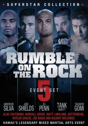 Rumble on the Rock: 5 Event Set [Reino Unido] [DVD]