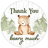 Woodland Bear Thank You Beary Much Party...