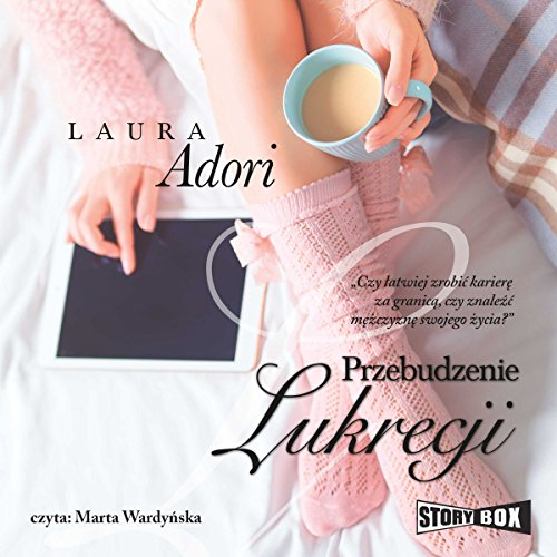 Przebudzenie Lukrecji audiobook cover art