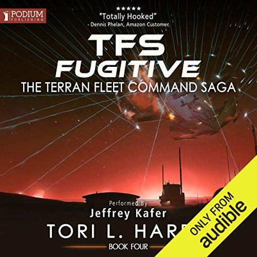 TFS Fugitive audiobook cover art