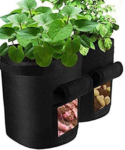 VANUODA Kartoffelpflanzen-Pflanzbeutel,...