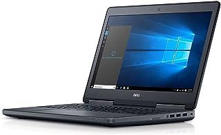 Workstation Dell i7-6820HQ tela 15' placa Radeon FirePro SSD 500Gb NVMe RAM 32Gb