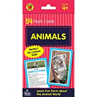 Animals Flash Cards: 54 Flash Cards