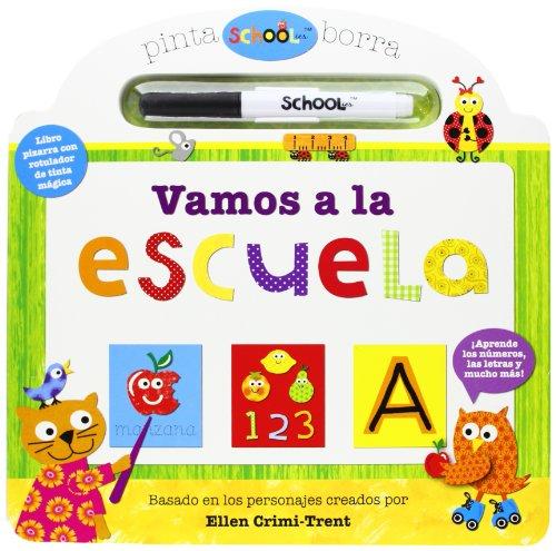 Vamos A La Escuela: LIBRO PIZARRA: 2 (Schoolies)