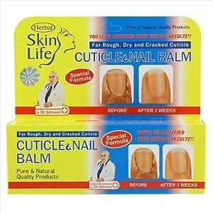 Herbal Skin Life Cuticle & Nail Balm