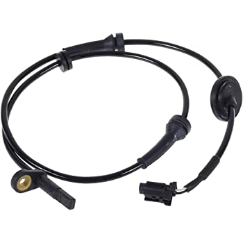 BOXI Front Right Passenger Side ABS Wheel Speed Sensor for 2003-2007 Nissan Murano Replaces 47910CA000 47910CK000 2004-2009 Nissan Quest
