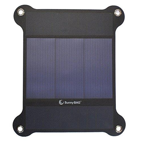 SunnyBAG Leaf+ 137A_01 Solar-Ladegerät Ladestrom Solarzelle 1150mA 6W Kapazität (mAh, Ah) 6000 mAh