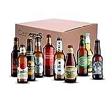 Cervezas del Mundo Regalo (Pack 10 variedades) - Pack Cervezas del Mundo Regalo - Cervezas del Mundo - Pack Cervezas Degustación - Set de Cervezas del Mundo - Pack Cervezas Internacionales