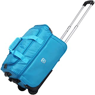 Suitcases & Travel Bags YILIAN Lvxingbao Europe and the United States fashion red letter 45L large capacity short-term travel bag trolley bag waterproof folding luggage bag portable boarding package Travel bag