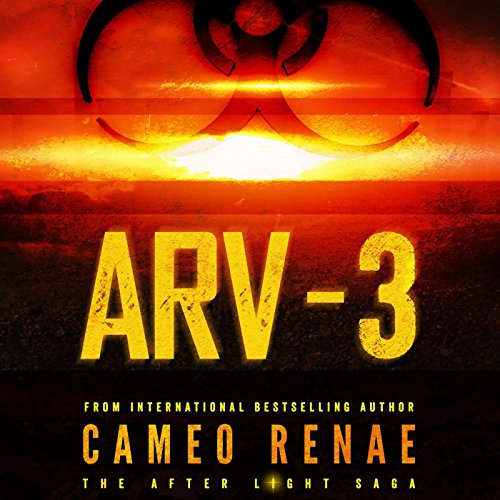 ARV-3 audiobook cover art