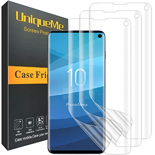full coverage screen protector for galaxy s10e