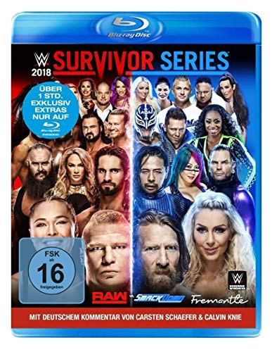 WWE: Survivor Series 2018 [Blu-ray]