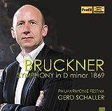 BRUCKNER/ SINFONIE D-MOLL 1869