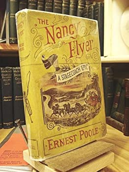 Hardcover The Nancy Flyer A Stagecoach Epic Book