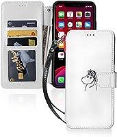 ムーミン Moomin iPhone11 / iPhone11Pro / iPhone11ProMax 用ケース 手帳型 財布型 スタンド機能 iPhone Case カードスロット カードホルダ付き収納 小銭袋付き Puレザー ケース カバー
