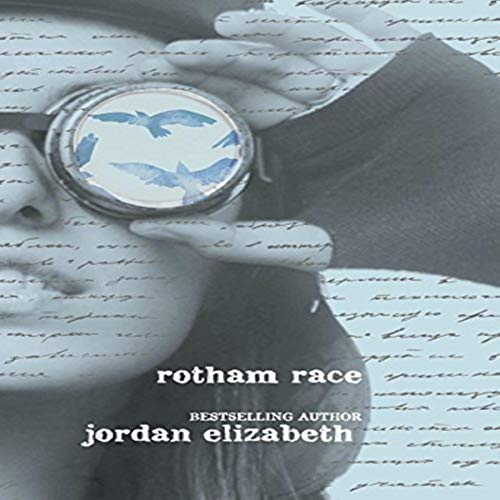 Rotham Race audiobook cover art