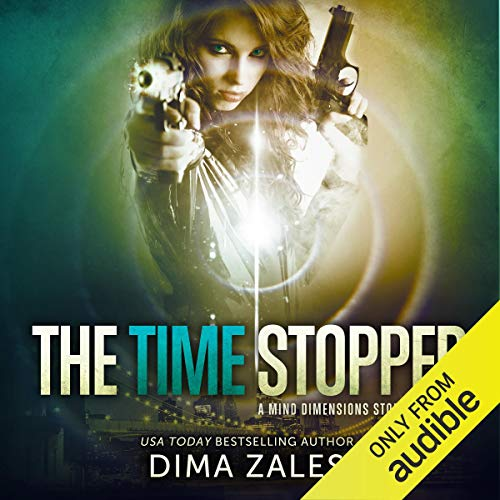 Couverture de The Time Stopper