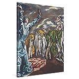 PICANOVA – EL Greco – The Vision of Saint John 75x100cm