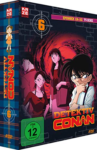 Detektiv Conan - TV-Serie - Vol.6 - [DVD]