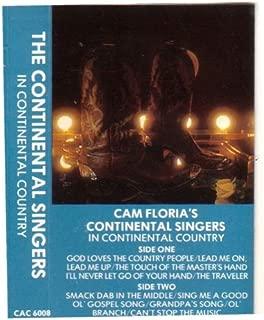 cam floria continentals singers