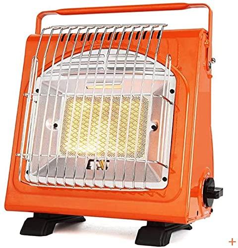BRFDC Calentador De Patio Interior El Calentador portátil Multifuncional Puede hervir el Calentador del Espacio de Agua Estufa de Camping para Camping Tienda al Aire Libre