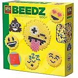SES Creative - Beedz, Cuentas para Planchar, emoticonos (06231)