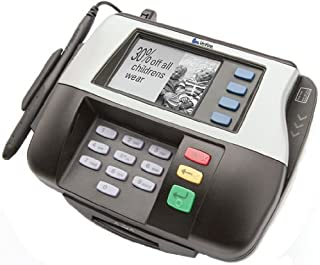 Mx830 payment device (tch, sig and ethernet)