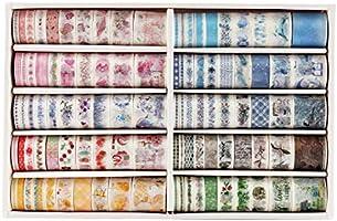 20% off Washi Tape Sets - 100 Rolls