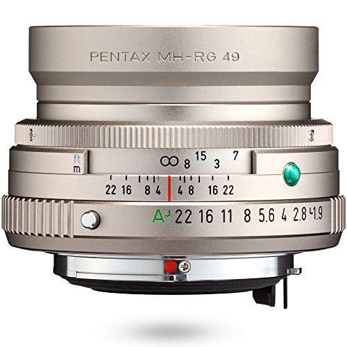 HD PENTAX-FA 43mmF1.9 Limited シルバー リミテッドレンズ 標準単焦点レンズF1.9 大口径レンズ 高性能 HDコーティング SPコーティングアルミ削り出しボディ外観高屈折率ガラスペンタックス一眼Kシリーズはボディ内手振れ補正を搭載 20150