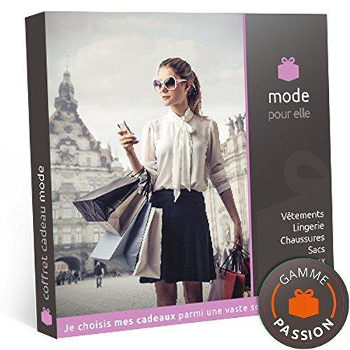 Coffret Mode & Beauté Femme (Gamme Passion)