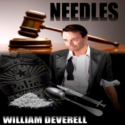 Needles audiobook cover art
