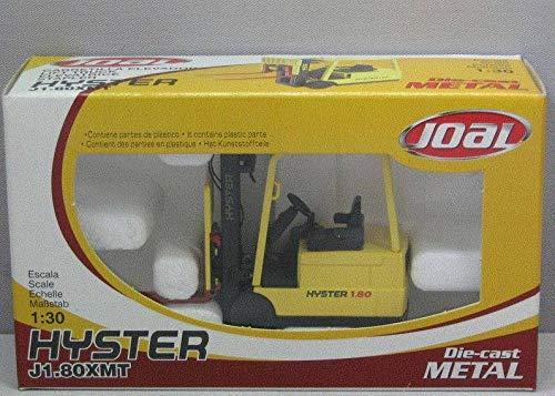 Joal - 196 - Véhicule de Chantier - Miniature - Elévatrice Hyster J1.80 XMT