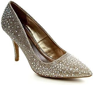 d89c1853f1f Amazon.com: high heels - Qupid
